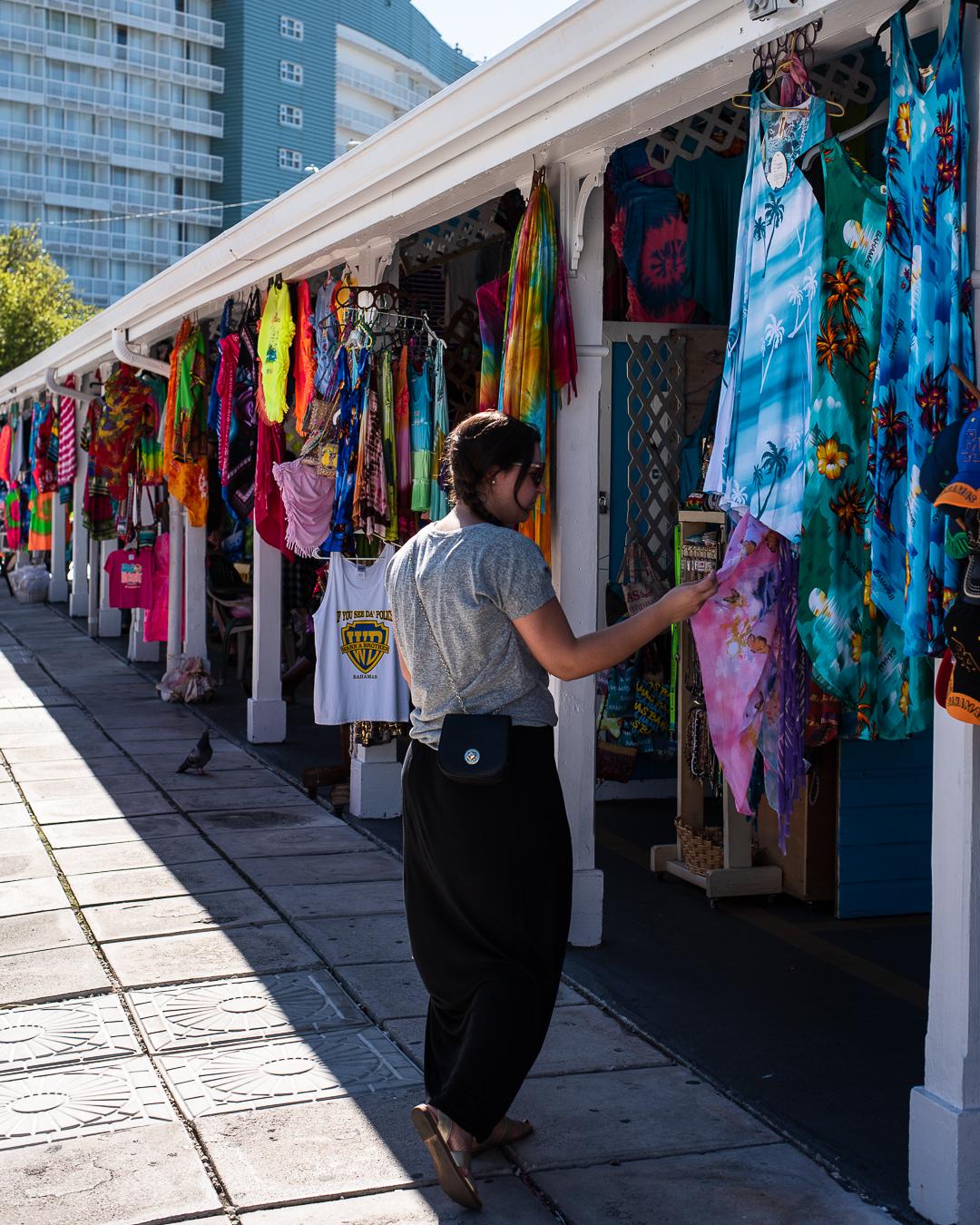Port Lucaya Market Place Grand Bahama Bahamas