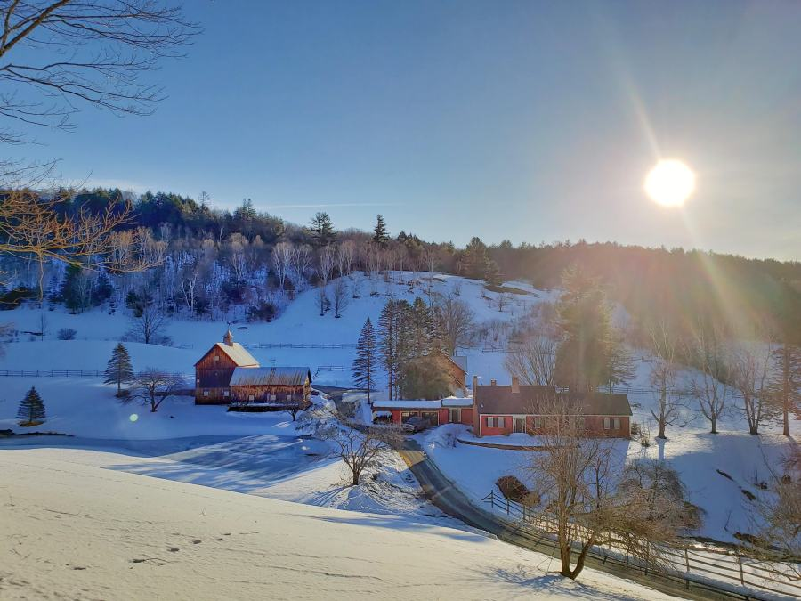 Woodstock Vermont, Sleep Hollow Farm