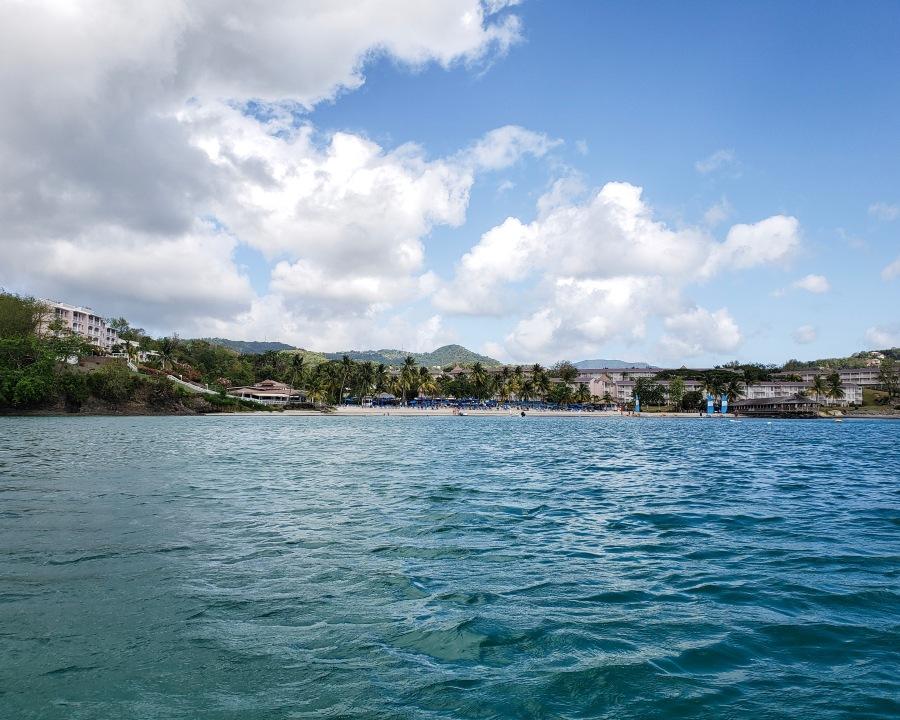Adult Spring Break St. Lucia - St. James Resort