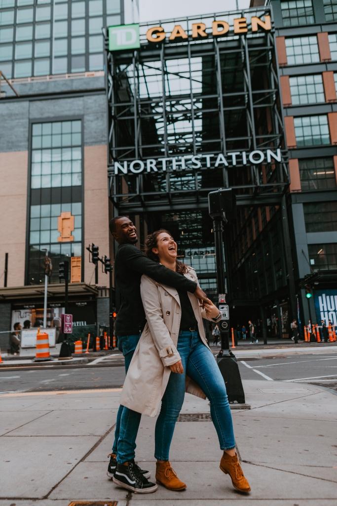 Boston Photos - Engagement Photos