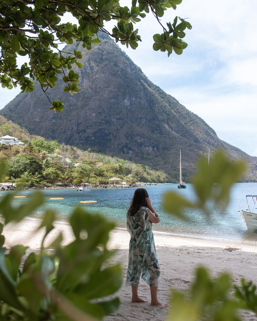 Adult Spring Break St. Lucia - Pitons
