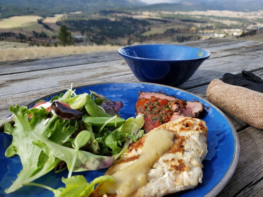Montana horseback riding, culinary experience, triple creek ranch
