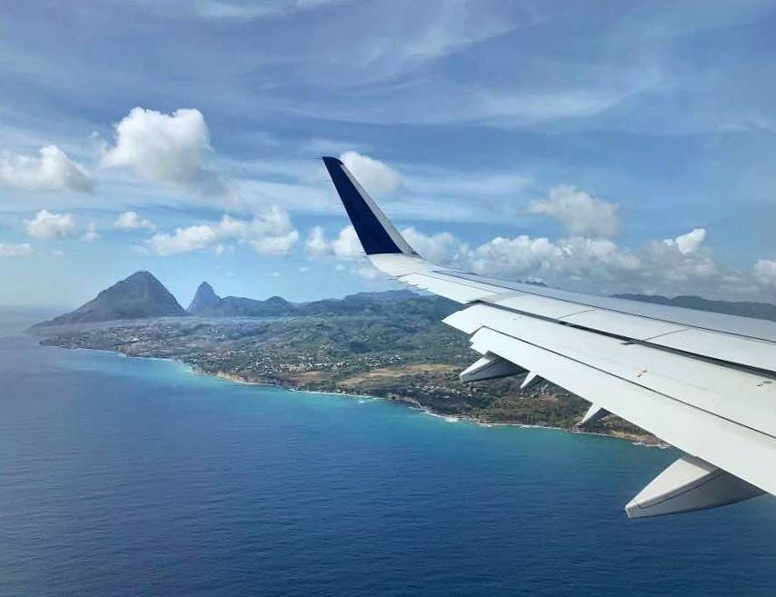 St. lucia welcome