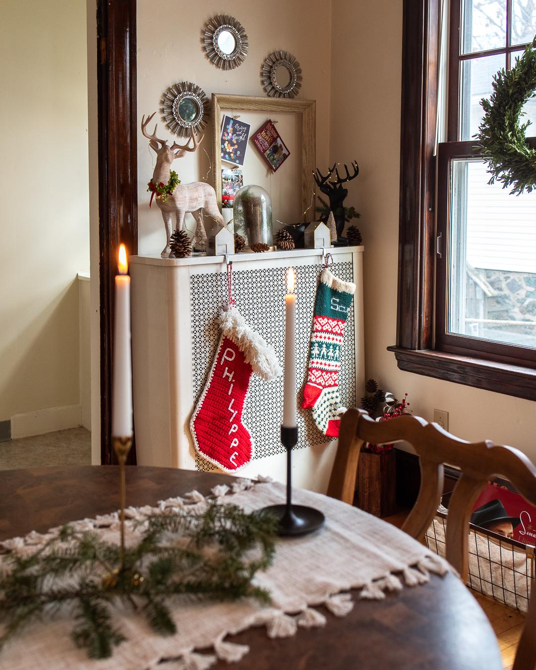 Final Christmas decor, holiday decor, lifestyle blog