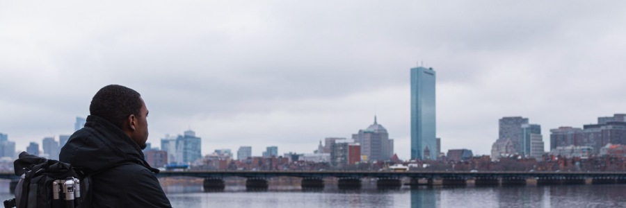 Boston Skyline Photos